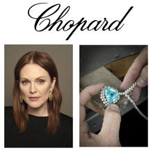 Moore than meets the eye: Julianne Moore on sustainability with RJC member, Chopard