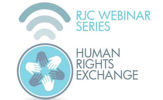 RJC Webinar Logo - Human Rights Exchange