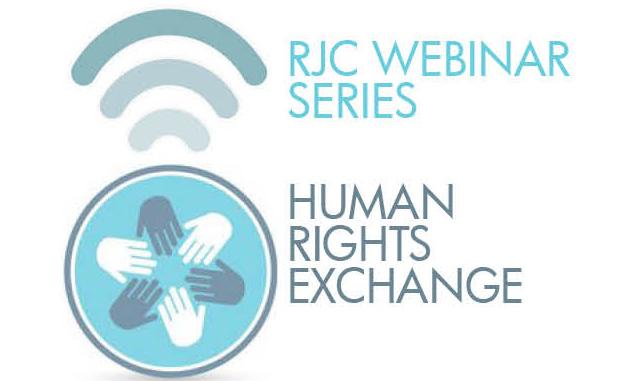 RJC Webinar Logo - Human Rights Exchange