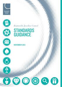 U#3149 RJC standards cover HR